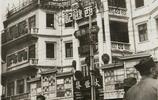老照片再現民國時期上海真實容貌:燈火通明,陸家嘴還是一片平地