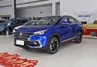 長安CS85正式到店,2.0T+8AT的轎跑SUV,售15萬起3月上市