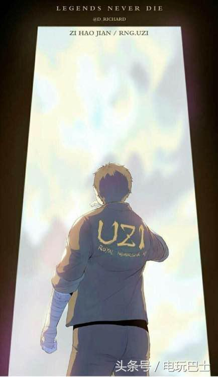 Uzi不會退役、RNG永不言棄!來年劍指S8、會當凌絕頂!