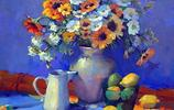 油畫世界|Trisha.Adams靜物油畫