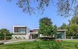 別墅設計:有裝飾水景和開放式陽臺庭院的大宅,理想中的養老別墅