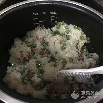 豌豆飯的做法