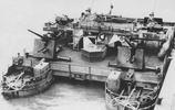 二戰德國防空神器 德意志防空駁船