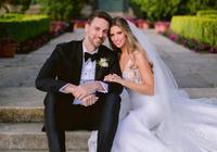 祝福!保羅-加索爾今日和女友舉行了婚禮