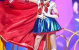 當女明星裝扮成美少女戰士!你們喜歡哪個美少女戰士?