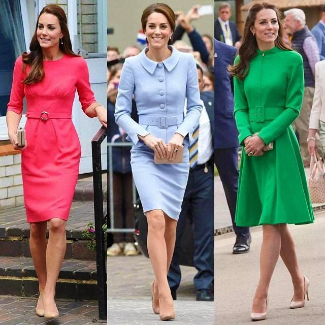 英國王室最美王妃再次刷新王室顏值,34歲凱特王妃絕美氣質令人