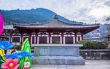 西安年來華清宮,當地人說這裡是大唐最浪漫的地方,夜色下更好看