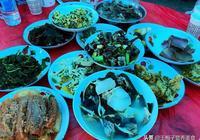 四川廣元這桌菜,說它值錢吧沒花一分錢,說它不值錢掏錢卻買不上