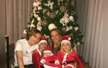 C羅梅西內馬爾等球星的聖誕家庭合照,你最喜歡誰的?