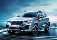 """10多萬買國產""""寶馬X6"""",WEY轎跑SUV,搭2.0T動力,上半年開賣"""