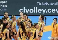 土耳其女排總決賽瓦基弗3:0完勝奪冠完成衛冕,古德蒂積極變陣朱婷主打,如何評價?