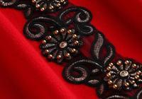 """兒子結婚,我訂了這""""玫瑰紅""""羊毛裙,美得驚豔迷人,保暖又顯嫩"""