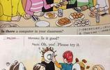 學生時代,還記得你課本里的那些漫畫嗎?再來看看歪果仁的