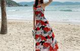 """海邊度假,你需要一款""""風情沙灘裙"""",飄逸又唯美"""