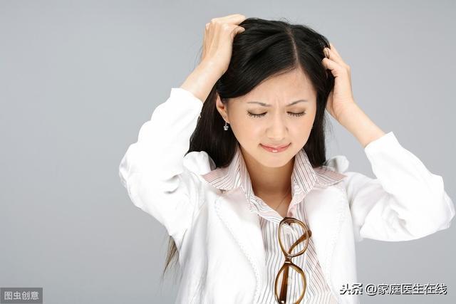 女人身體出現5種異常,是內分泌失調的信號,該看醫生了