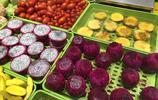 """泰國媳婦在廣州""""北京路""""買盒水果花了16元!您覺得值這個價不?"""