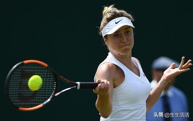 更進一步!哈勒普2-0完勝斯維託麗娜,職業生涯首進溫網女單決賽