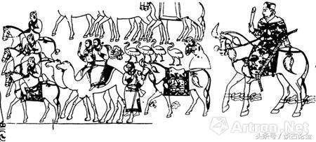 """安史之亂兩大""""肇事者""""族群考:安祿山是粟特人,那麼史思明呢?"""