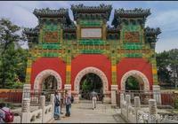 北京北海小西天