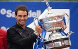 網球——巴塞羅那公開賽:納達爾奪冠