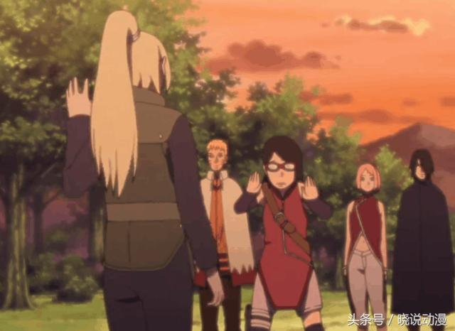 火影忍者丁次變瘦不復卡卡西模樣,井野佐助相會佐良娜緊張!
