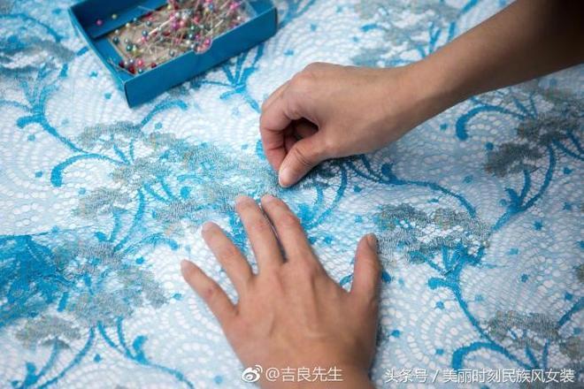 楊紫瓊在法國戛納影展的禮服