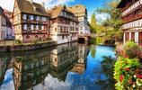 風景圖集:斯特拉斯堡風景美圖