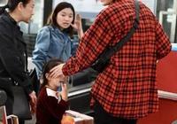 戚薇李承鉉女兒lucky被偷拍,李承鉉請求無果,照片仍被曝光