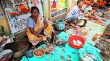 直擊印度菜市場環境,買海鮮蒼蠅多到壓秤了這價錢怎麼算
