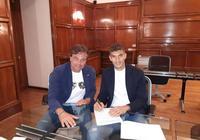 官方:那不勒斯簽下恩波利右後衛迪洛倫佐