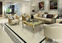 客廳鋪什麼顏色的地磚好看呢?