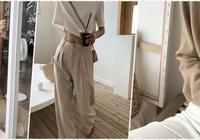 衣櫥至少要有一件奶茶色,就算簡單搭配也能化身好感女神