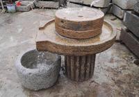 農村的豬槽、石盤能夠用來做什麼?為啥這麼多人上門回收