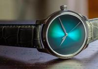 話說手錶顏值的前提,是做工必須好,Moser、帕瑪強尼,極致到無標識別,做工也講究
