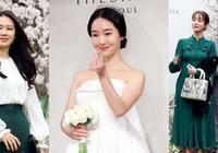 39歲《軍艦島》女主嫁給了小3歲的整容醫生,李秉憲孫藝珍均到場