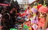 """河南一個農村集市,綿延十里地,外國人稱它是""""中國的狂歡節"""""""
