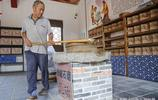 山東農民66歲大爺古法做的稀罕物,農村景區賣的火,一天曾入萬元