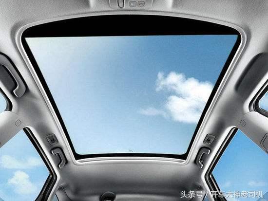 買車要不要買帶天窗的?不懂別亂買,老司機教你怎麼做!