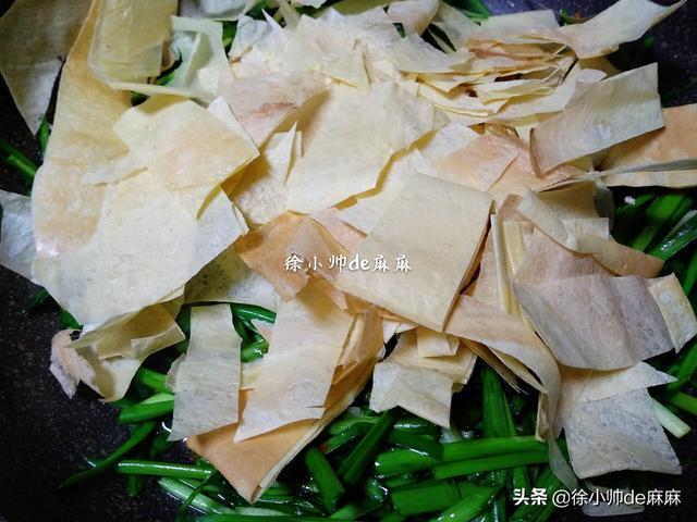 韭菜這樣做比炒雞蛋好吃,一點不復雜,做法很簡單,快手又好吃!