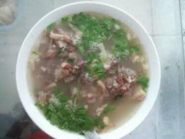 開封羊肉湯