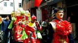「硬盤深處」傳統婚禮喜慶熱鬧,花轎紅綢中國風  20年前很常見