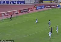 南美足球最瘋狂!單場解放者杯出現3烏龍,1人烏龍梅開二度