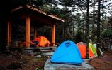 螺髻山上你絕對沒見過的風景,因為我們是唯一在景區露營的人