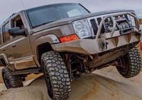 老款Jeep指揮官!有多少人見過了它!還是已經被遺忘Jeep指揮官?