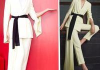 當30歲樑洛施與40歲劉濤同穿兩萬禮服,終於見識到最高級的氣質美