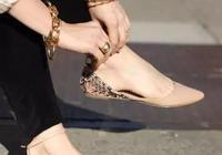 矮就不能穿平底鞋?眾明星告訴你平底鞋這樣穿