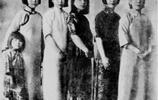 張作霖的私人相冊:圖3他所有女兒的合照首次曝光