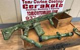 「槍械之美28」各種槍械炫酷的迷彩塗裝
