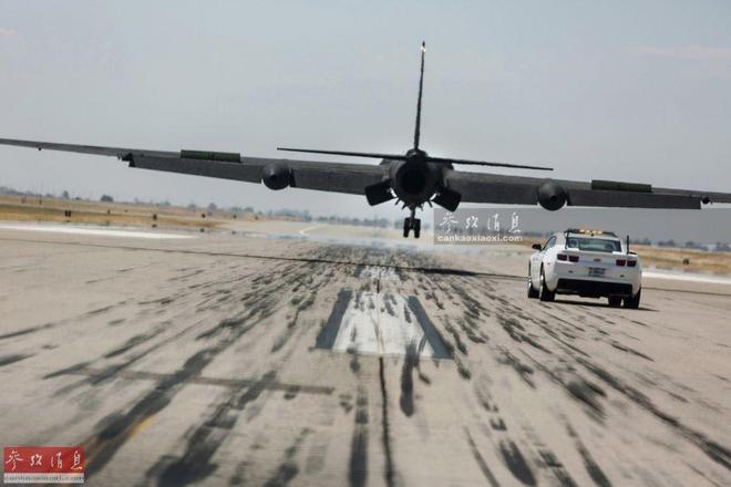 高空間諜60年!U-2偵察機從航母起飛