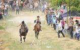 貴州凱里:賽馬助興蘆笙節